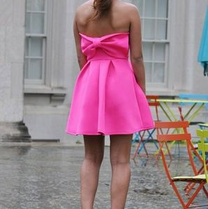 Pink Party Dress (Valentine's Day Perfection)